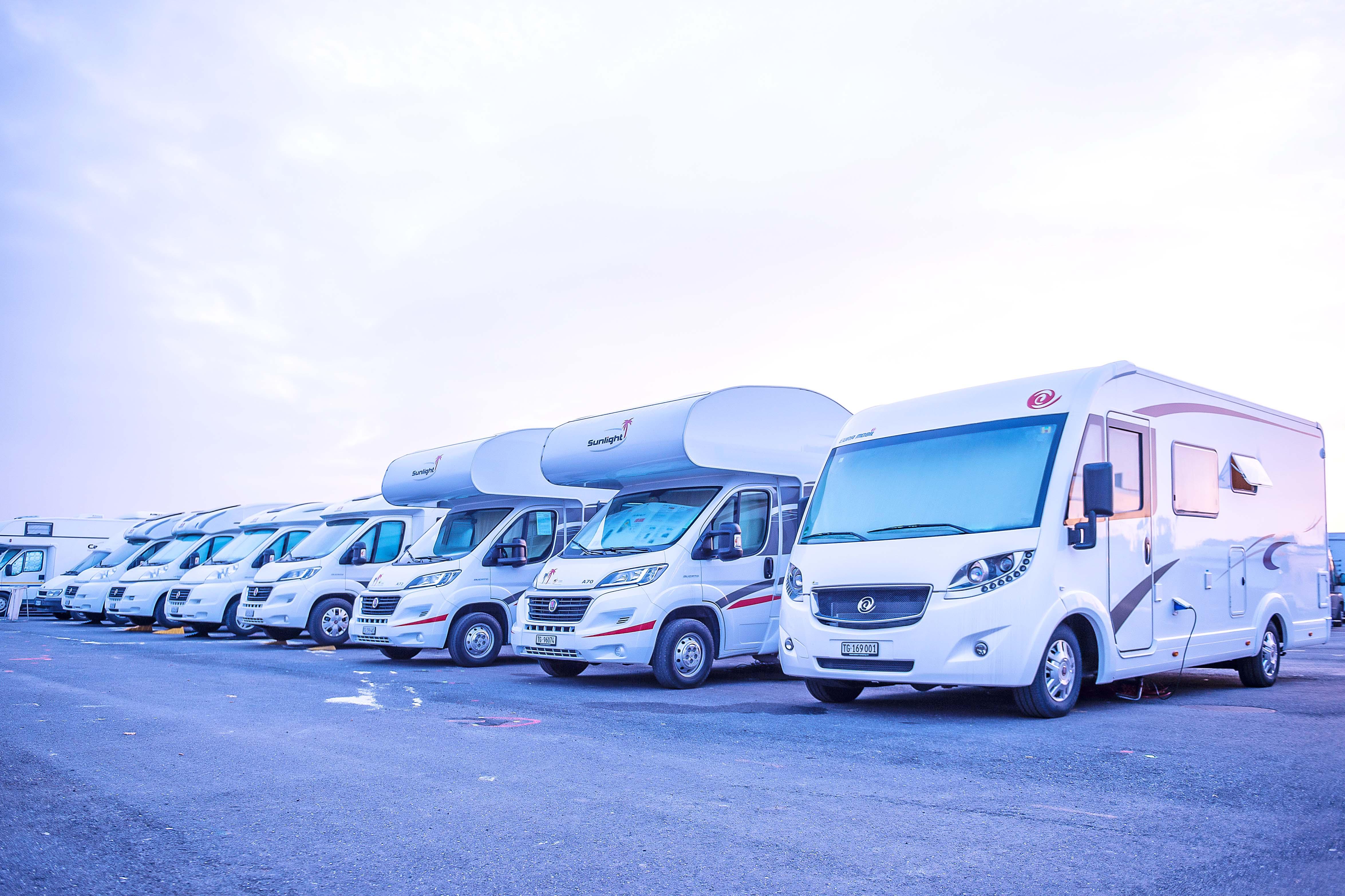 Für fünf Tage ist Bern das Mekka des mobilen Reisens