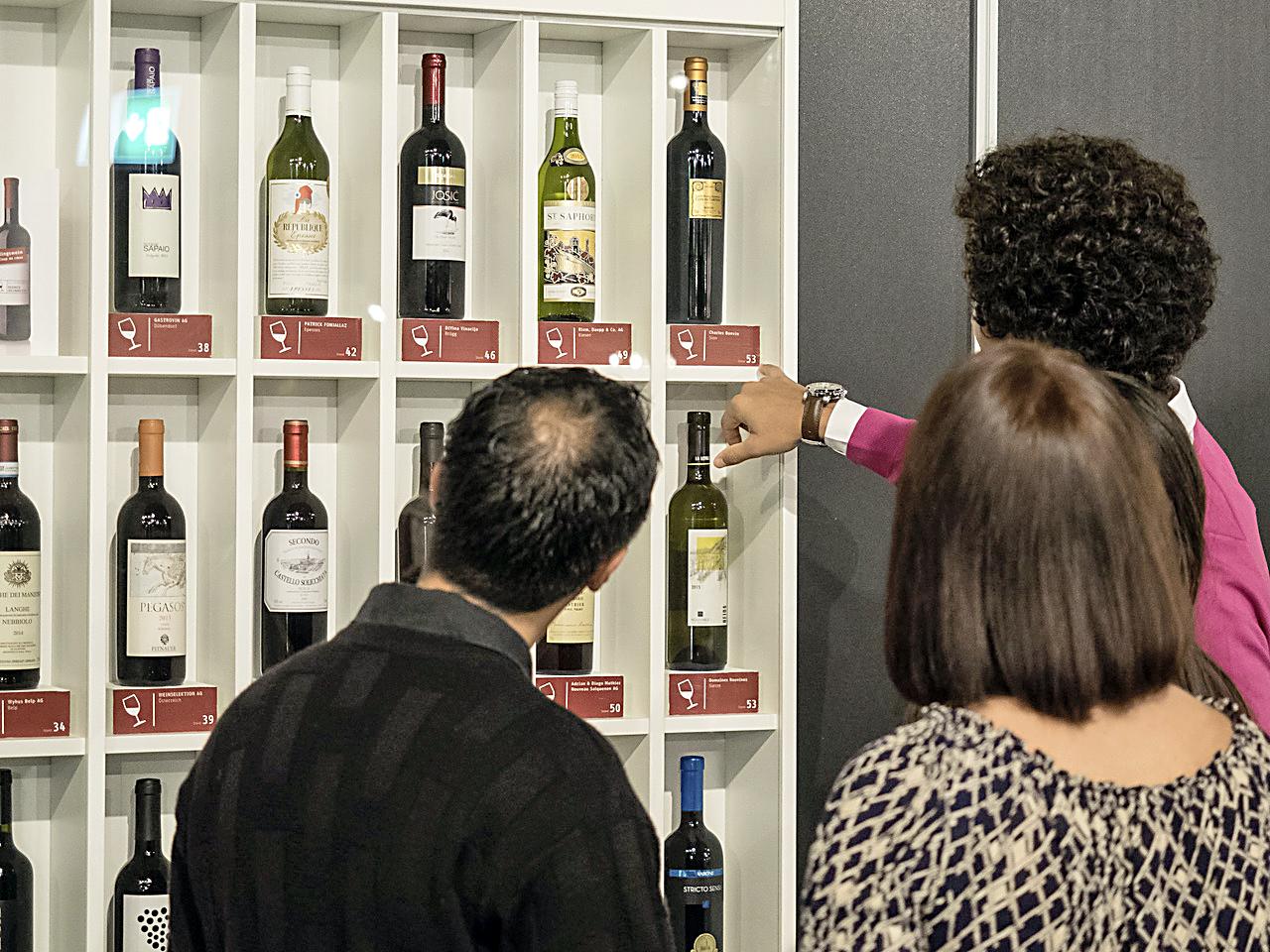 Berner Weinmesse – Das Original seit 1974