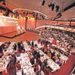 Restlos Ausverkauft: Rund 600 Personen feierten das chinesische Neujahr 2018 im Kursaal Bern.