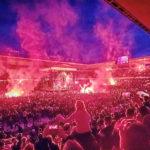 Ob am frühen Abend oder weit nach Mitternacht: Die YB-Fans im Stade de Suisse zeigten keine Ermüdungserscheinungen und festeten, was das Zeug hielt.