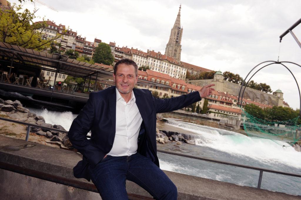 Eifach Bank eifach Baern Serie im Baernerbaer mit Stephan Frieden