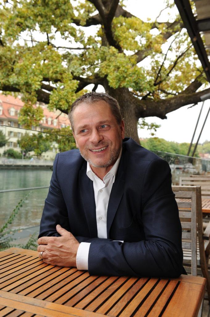Stephan Frieden, Valiant Banker im Interview mit dem Baernerbaer Berns Wochenzeitung