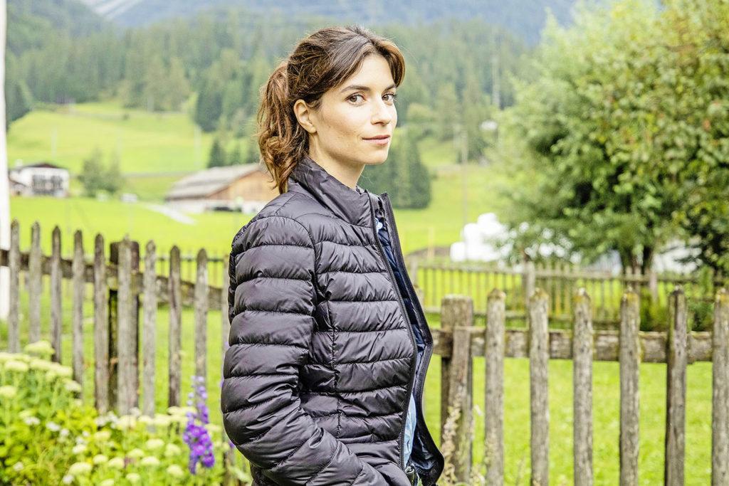 Zunächst ganz alleine in einer fremden Stadt: Tanja Lehmann geht für 3+ am kommenden Wochenende auf Verbrecherjagd.