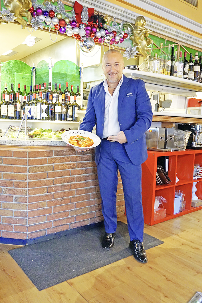 Eine kurzweilige Reise in die italienische Küchenkultur und Lebensart, mitten in Bern
