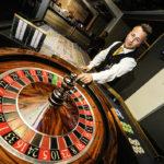 Croupier Justin Grand Casino Bern