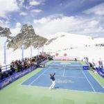 Lindt Swiss Chocolate Heaven Roger Federer Jungfraujoch Top Of Europe Event 02