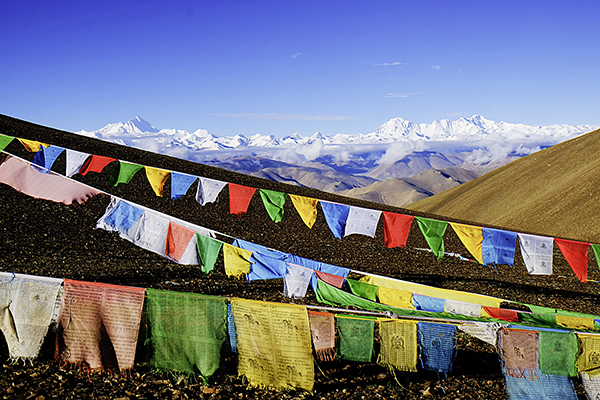 Quer Durch Den Himalaya Print (1)