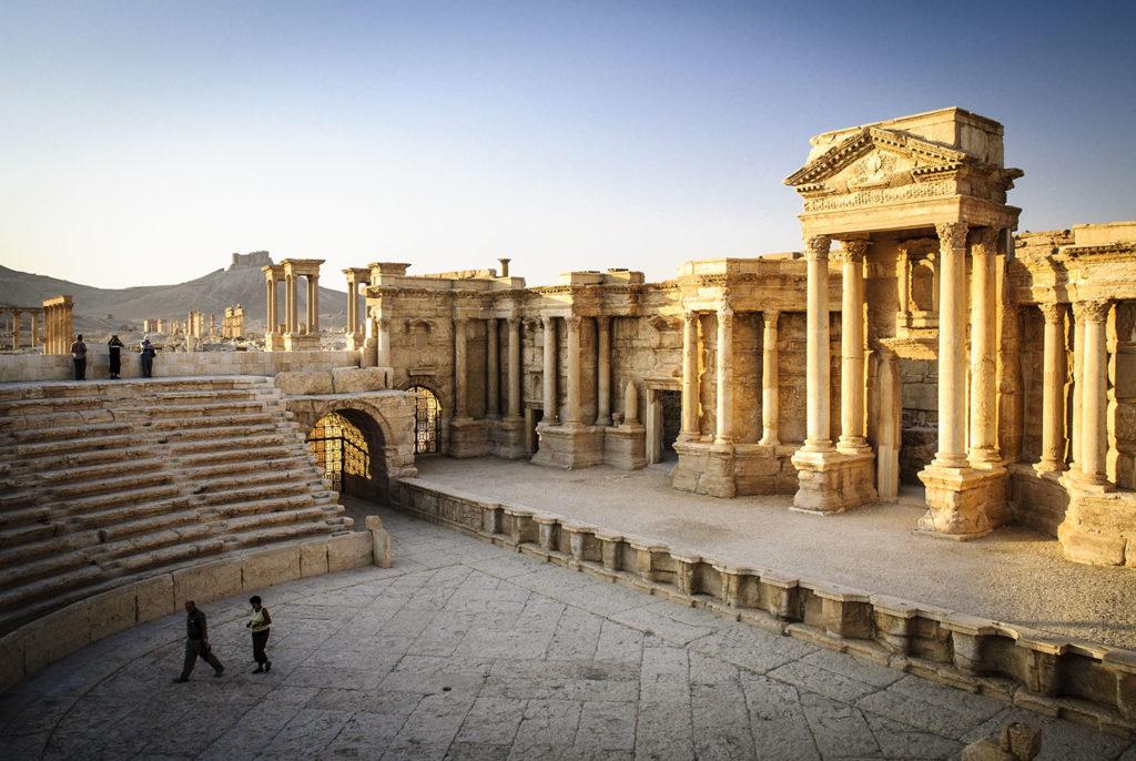 Syrien: Palmyra