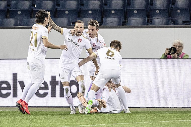 Schweizer Cup, Cupspiel, Saison 2018/19, Halbfinal, Halbfinale, 1/2 Final, Fc Luzern, Fcl, Fc Thun,