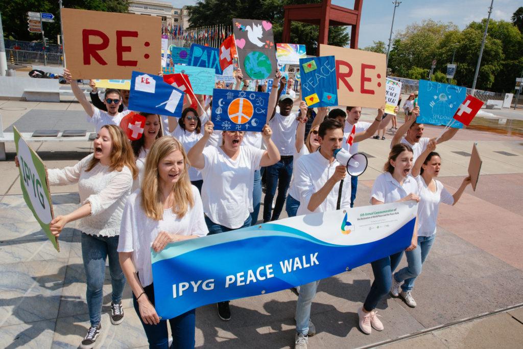 525 Friedensmarsch