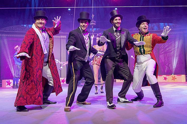 Das Circus Musical von Rolf Knie