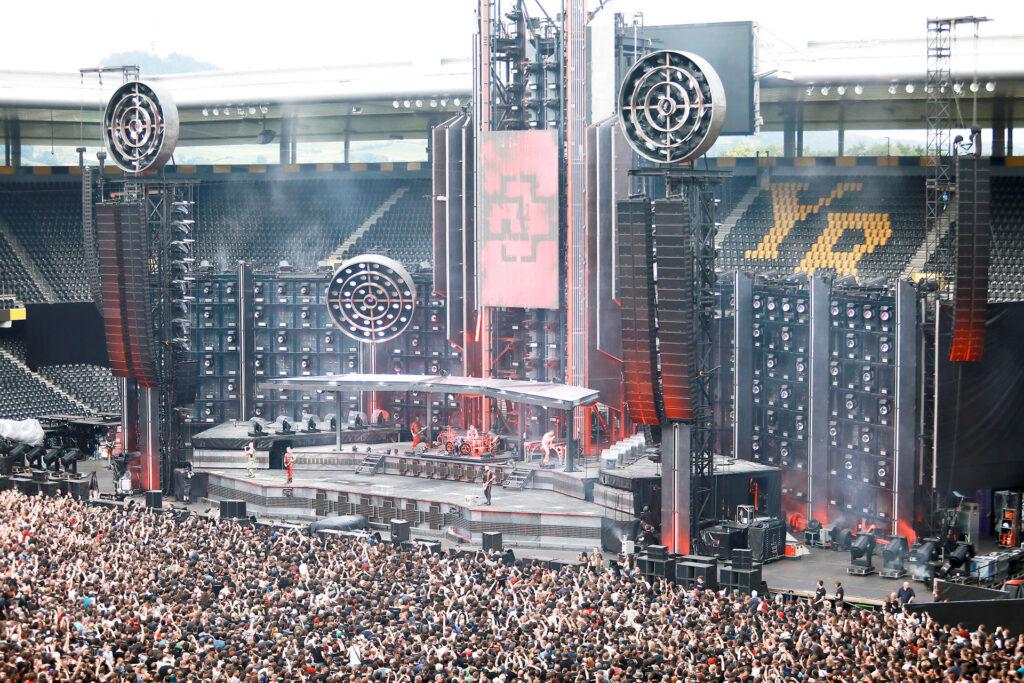 Markus Friedli Friedliag Rammstein Konzert Stade De Suisse 2019 98