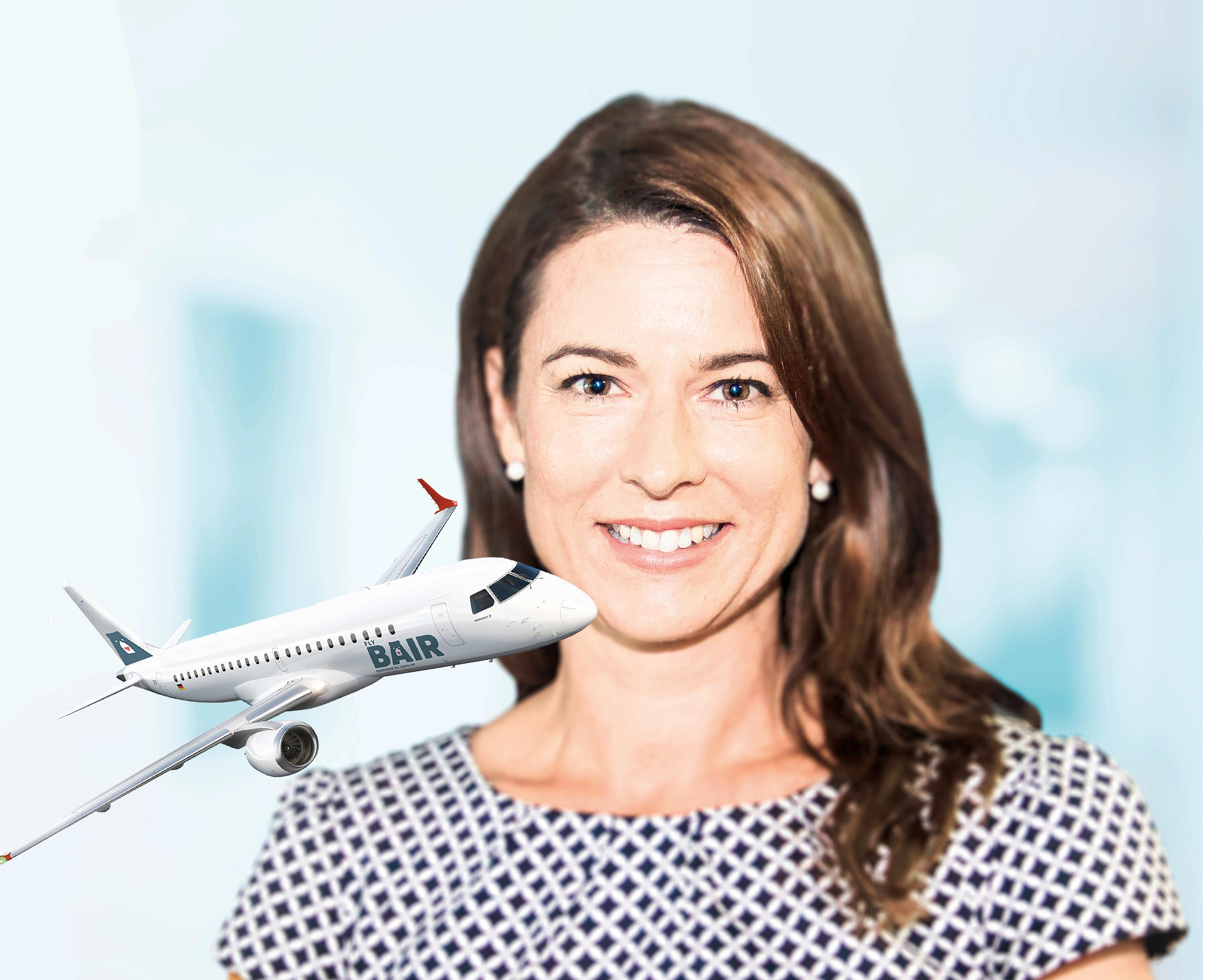 «Wieso sollten die Leute nicht mit dem Flugzeug anreisen?»