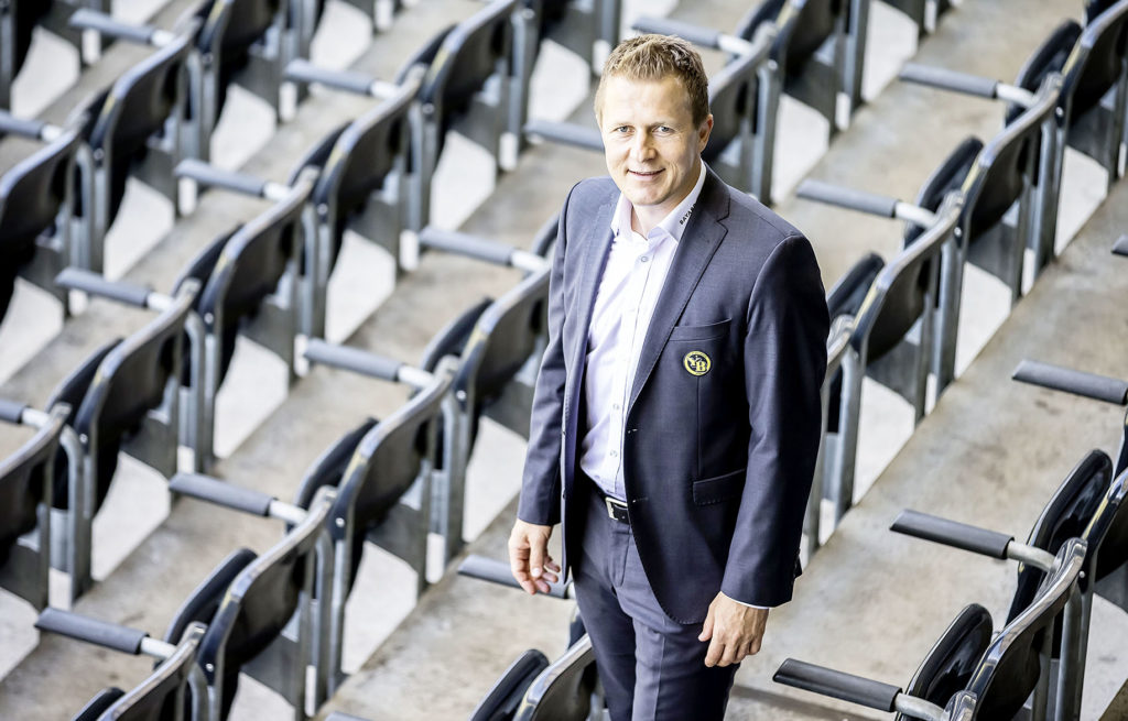 Christoph Spycher Bsc Yb Young Boys Bsc Young Boys Sportchef