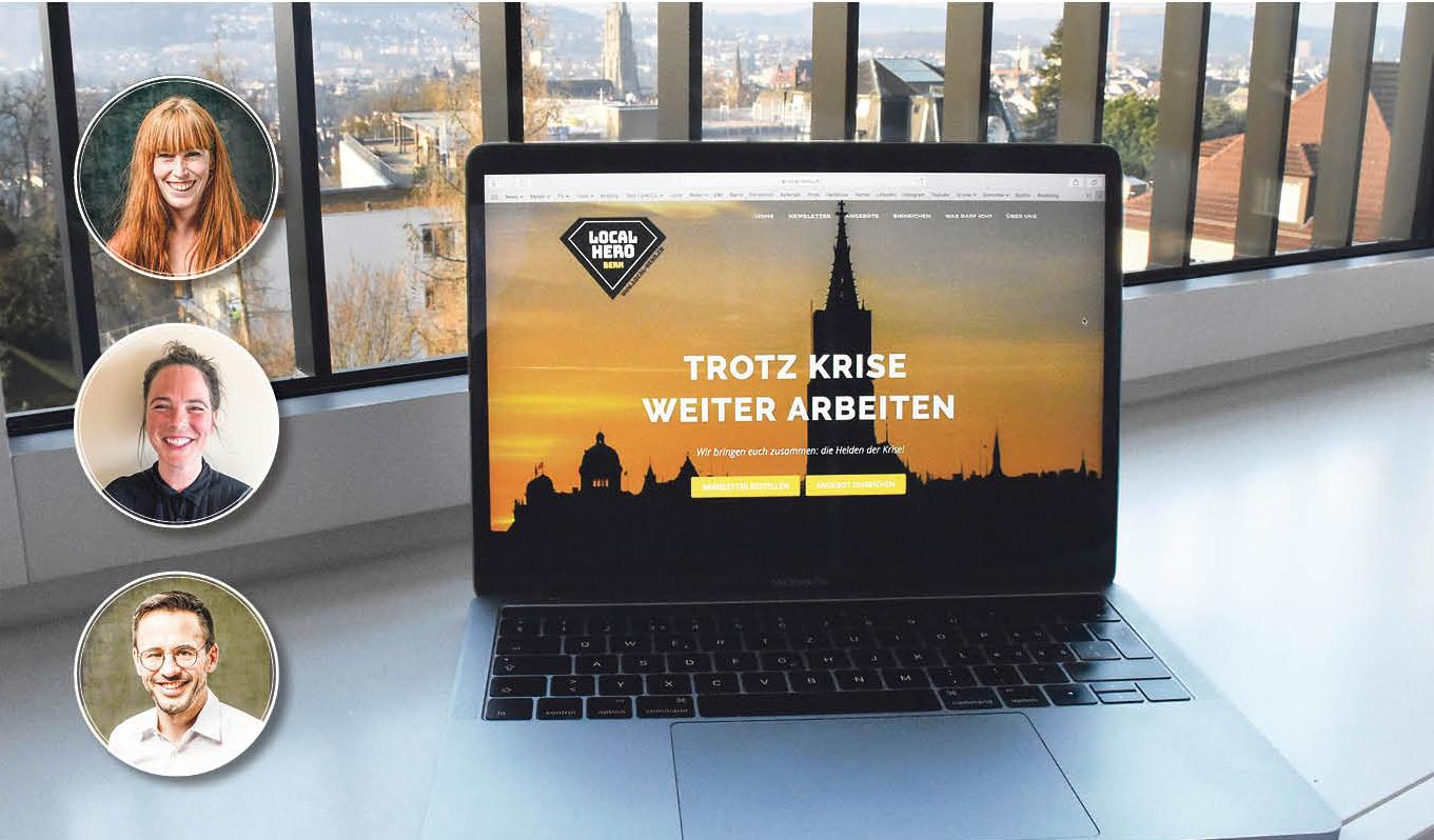Bern ist eine Stadt voller lokaler Helden