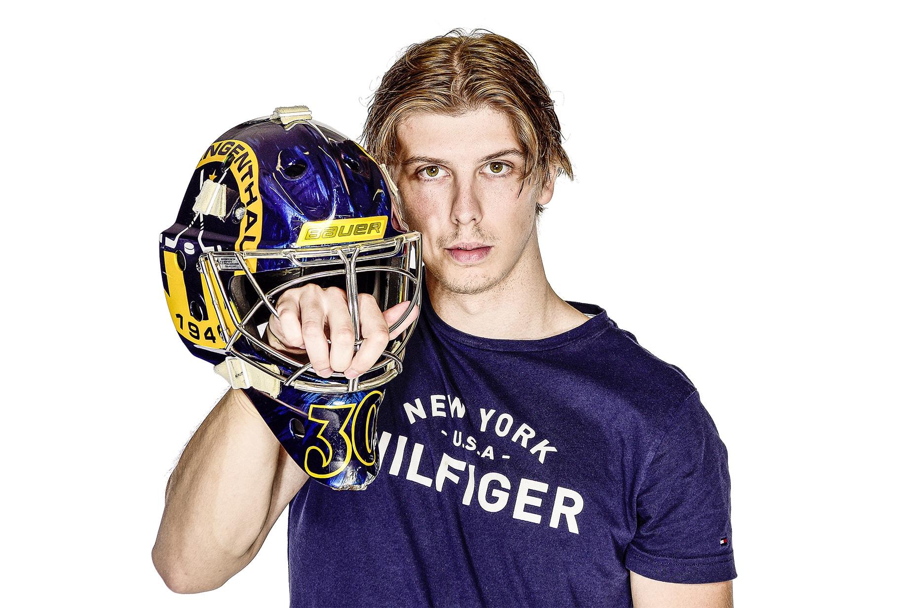 «Klar ist es mein Ziel, erster Goalie zu werden»
