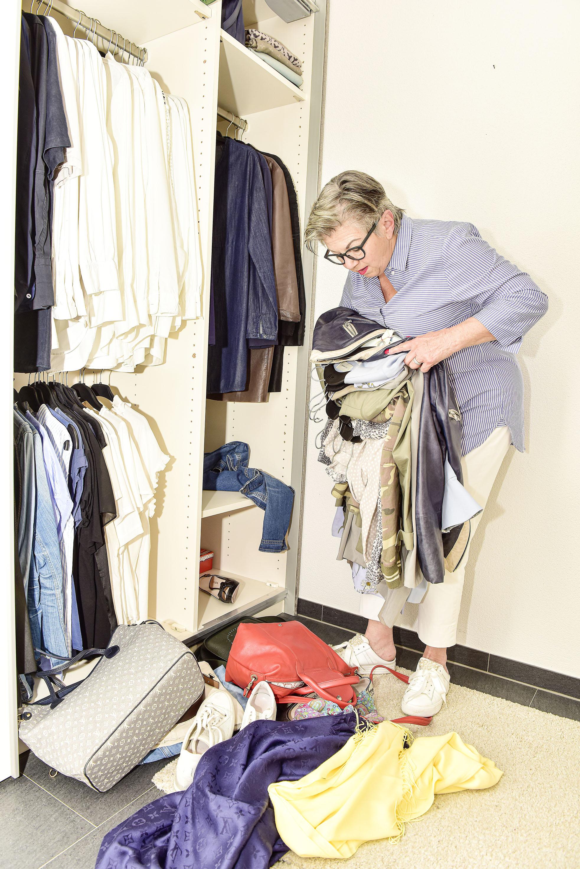 Weniger Kleiderchaos, mehr Freude an Mode