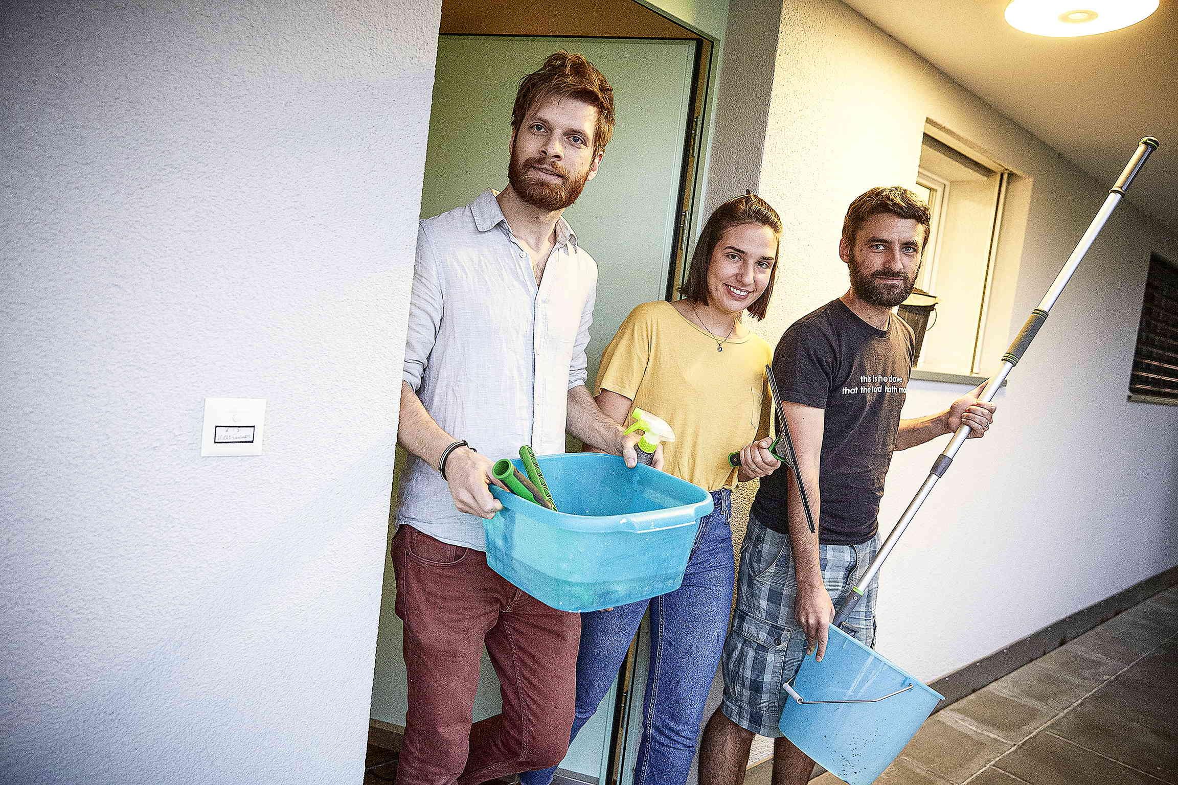 Eine beispielhafte Initiative sinnvoller Nachbarschaftshilfe