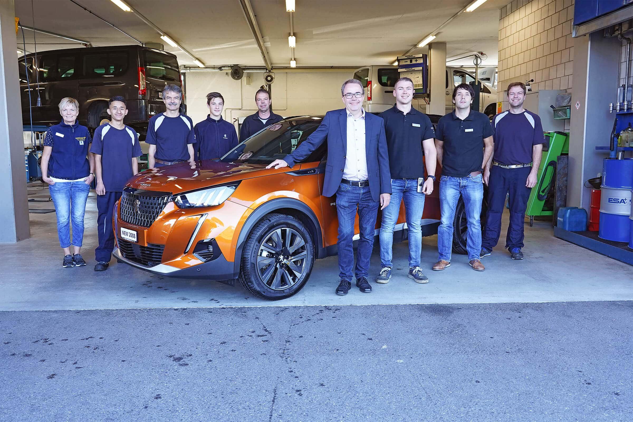 AUTO WERTHMÜLLER AG Ihre Peugeot-Vertretung in Thun