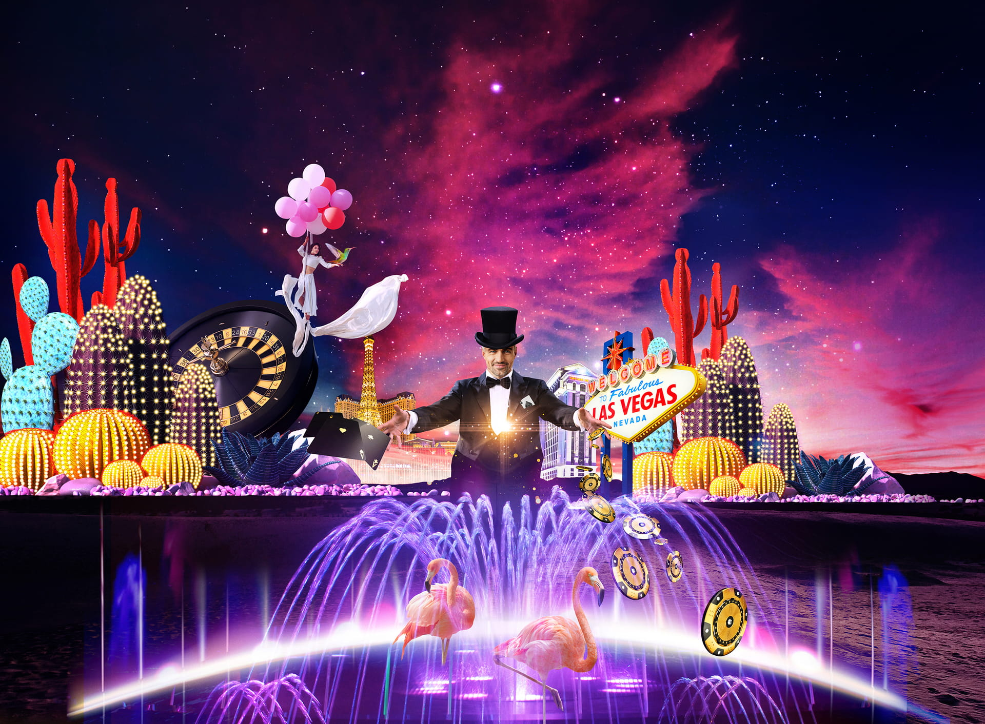 Las Vegas kommt ins Grand Casino Bern