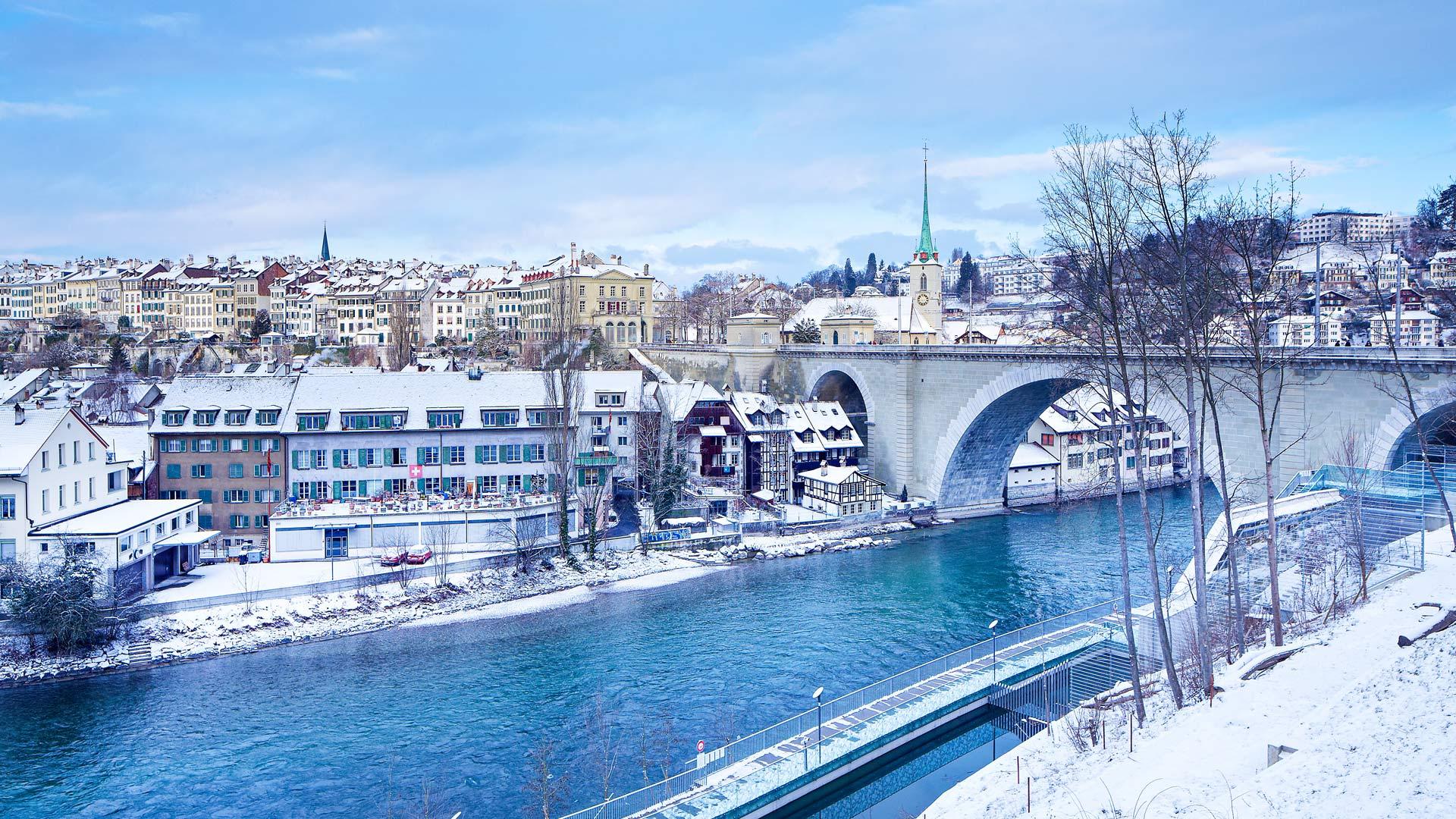 Der Berner Winter wird toll – mit oder ohne Schnee