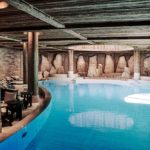 Six Senses Spa Indoor Pool (1) © The Alpina Gstaad; Michael Sinclair Studio Limited
