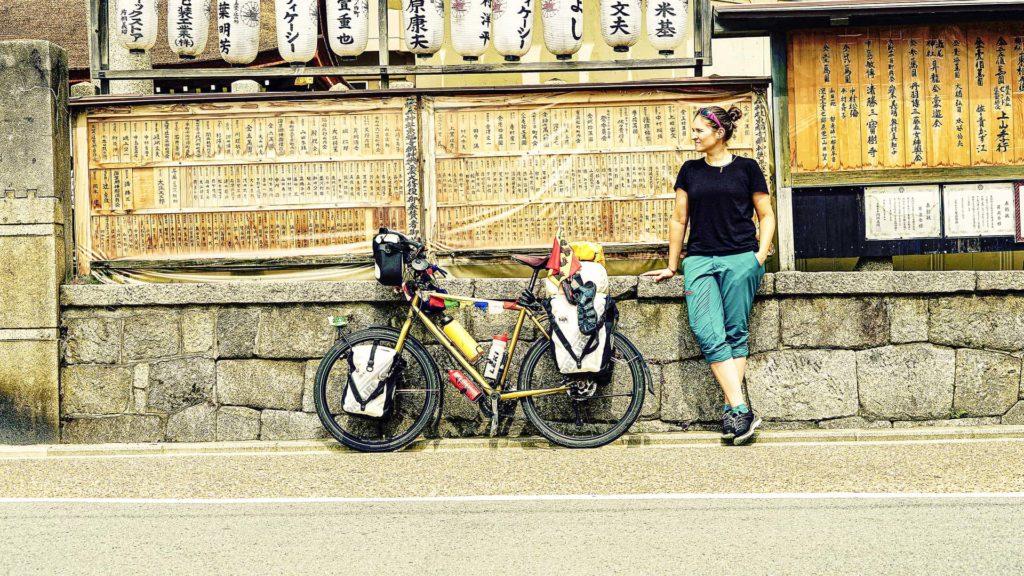 Unterwegs In Kyoto, Japan Min