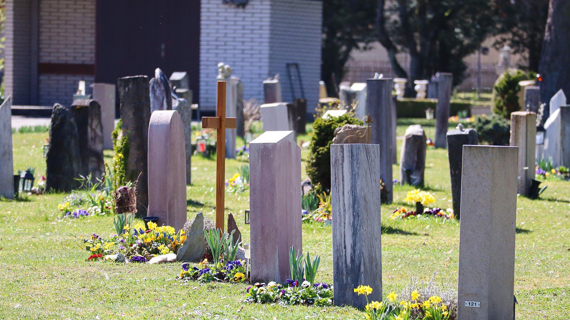 «Warum nimmt man den Leuten ihren Friedhof weg?»
