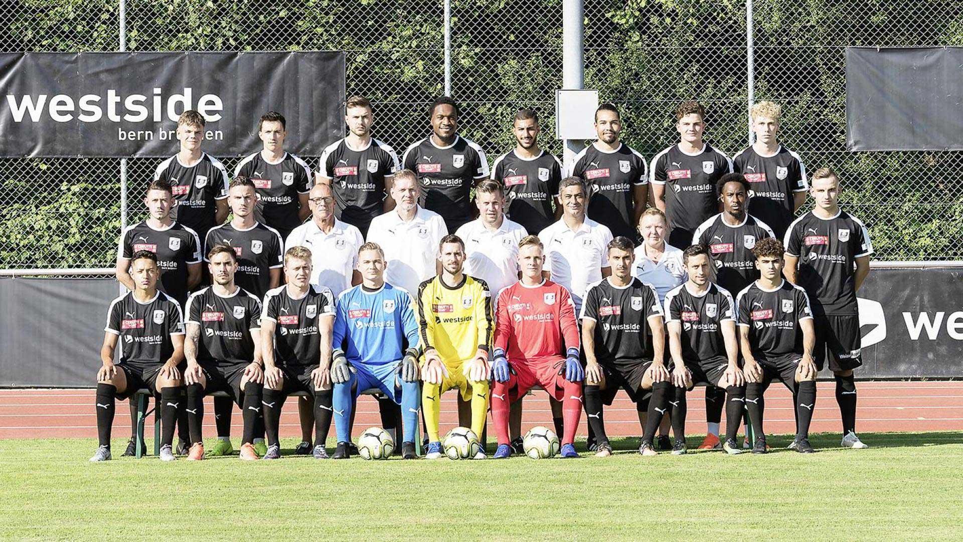 Der FC Köniz wird in Genf auf der Überholspur gestoppt