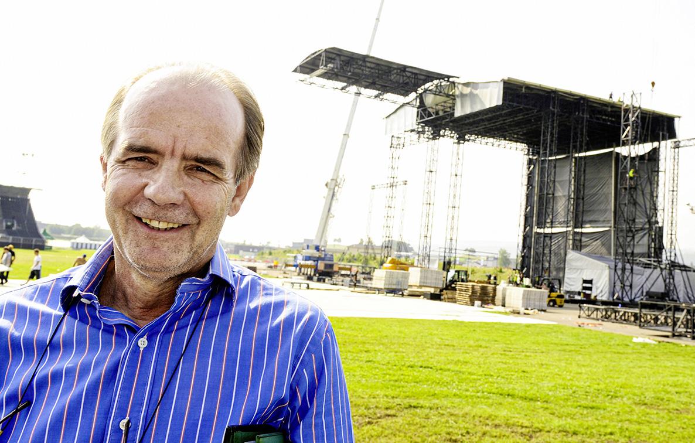 «… dann dürfen nur noch 9000 Besucher ans Festival»
