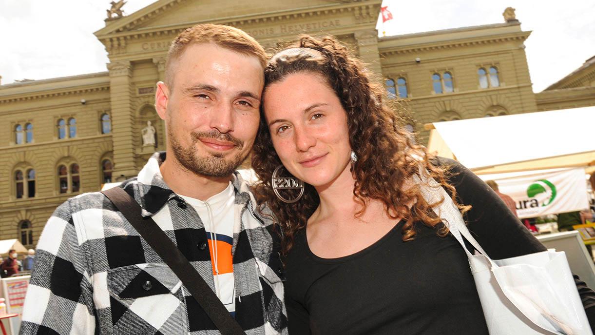 Bern findet: Beide Eltern haben ein Danke verdient