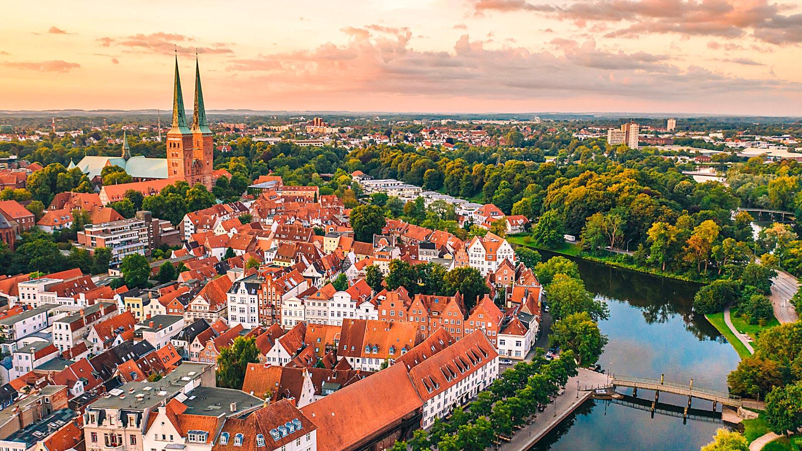 Von Bern direkt an die Ostsee