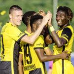 Fussball, Cup, Saison 2021/22, Erste Runde, 1. Runde, Fc Littau, Yb, Young Boys, Bsc Young Boys Bern
