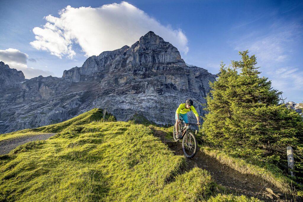 Biken Grosse Scheidegg Grindelwald