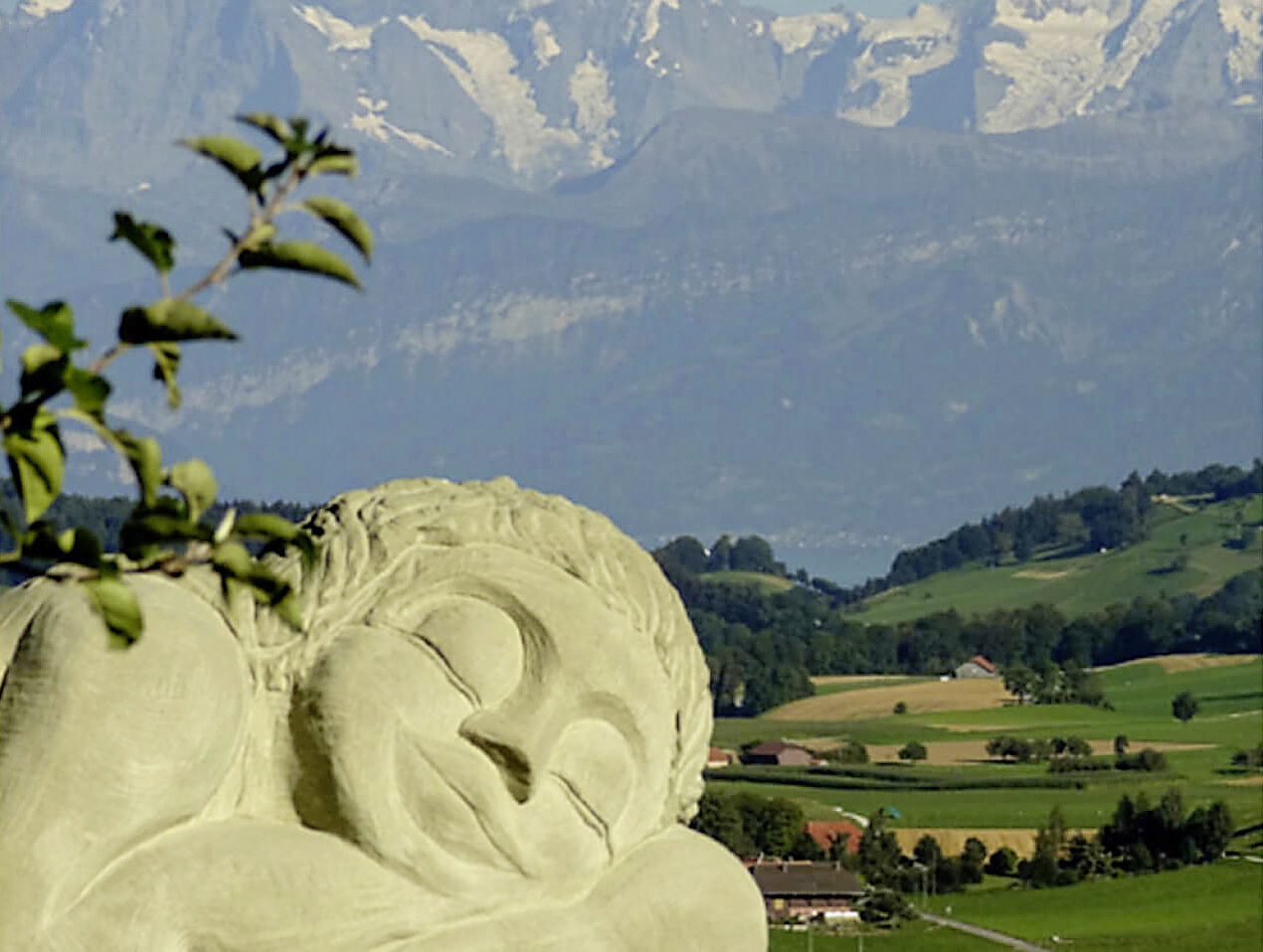 KLOSTERRUINE RÜEGGISBERG: Natur und Kultur Hand in Hand