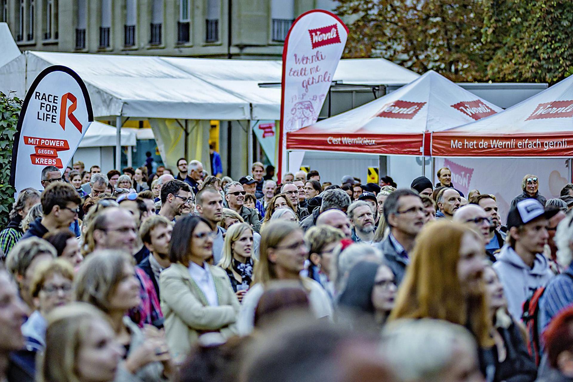 Ein aussergewöhnliches Velofest in Bern